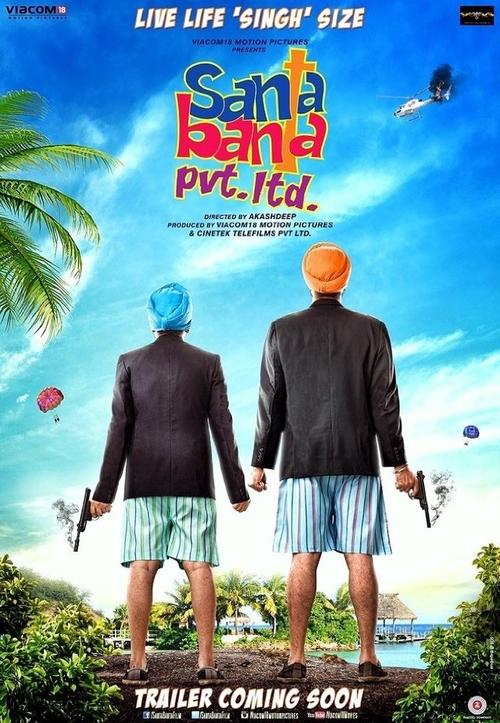 دانلود رایگان فیلم Santa Banta Pvt Ltd 2016