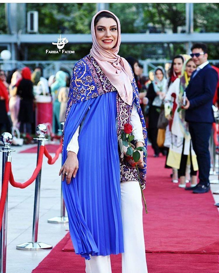 مدل مانتو بازیگران سینمای ایران