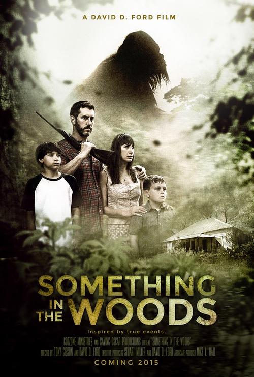 دانلود رایگان فیلم Something in the Woods 2015