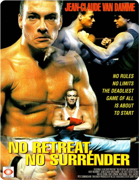 دانلود فیلم No Retreat, No Surrender 1986