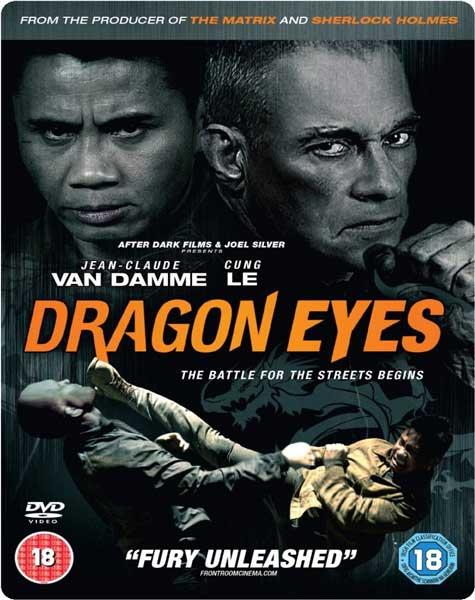 دانلود فیلم 2012 Dragon Eyes