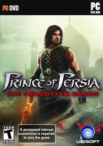 دانلود نسخه فشرده بازی Prince of Persia The Forgotten Sands