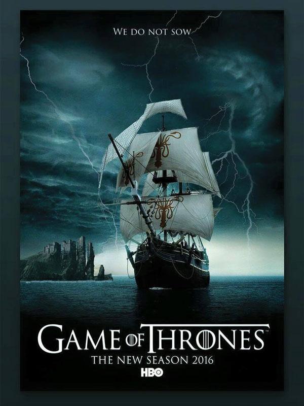 دانلود زیرنویس فارسی سریال Game Of Thrones