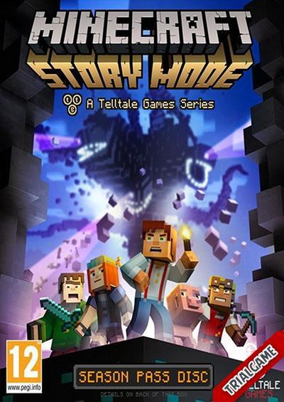 دانلود بازی Minecraft Story Mode Episode 7 برای کامپیوتر