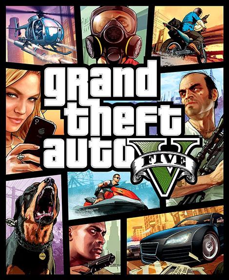 دانلود بازی Gta V برای کامپیوتر