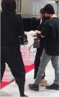 ته یانگ عضو گروه Bigbang و مین هیورین دوباره سرقرار دیده شدن