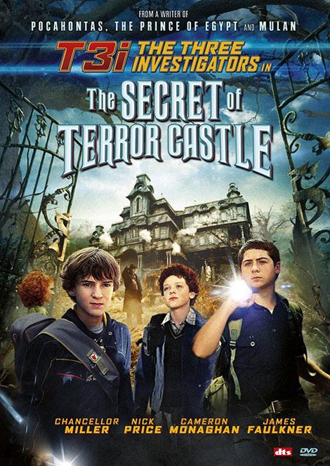 دانلود دوبله فارسی فیلم The Three Investigators 2009