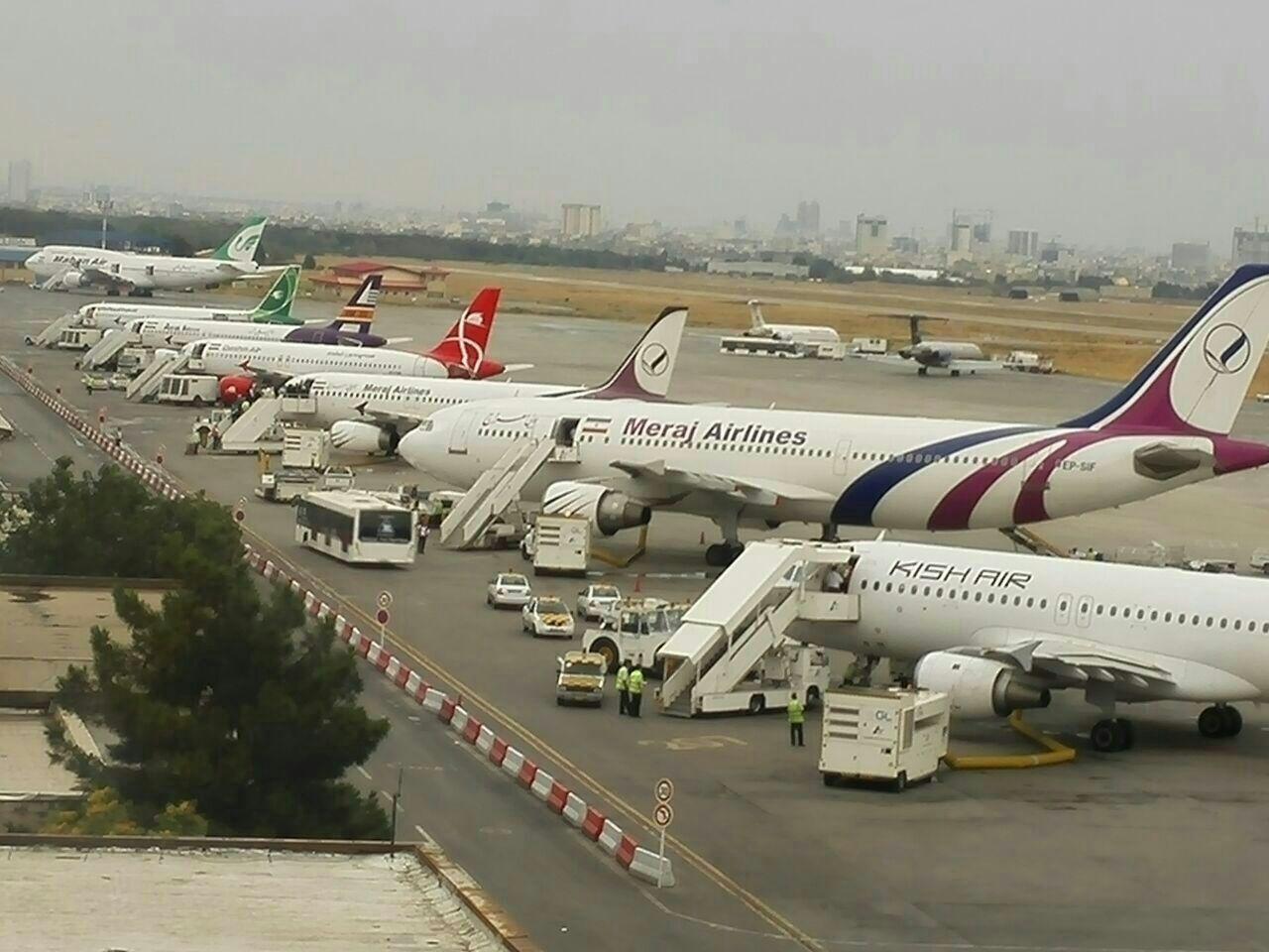 افزایش ۱۴ درصدی پذیرش مسافر فرودگاه مشهد در ۳ ماه نخست سال