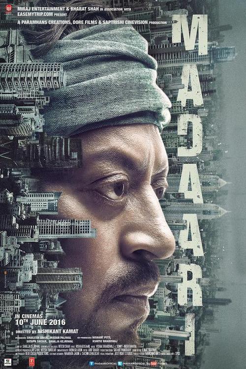 دانلود رایگان فیلم Madaari 2016