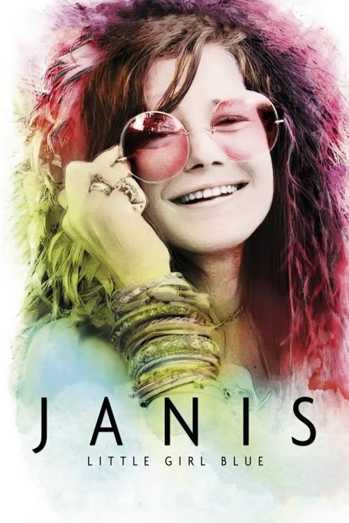 دانلود رایگان مستند Janis: Little Girl Blue 2015