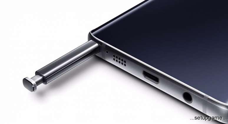 3 ویژگی احتمالی جدید در قلم S Pen گوشی نوت 7 سامسونگ