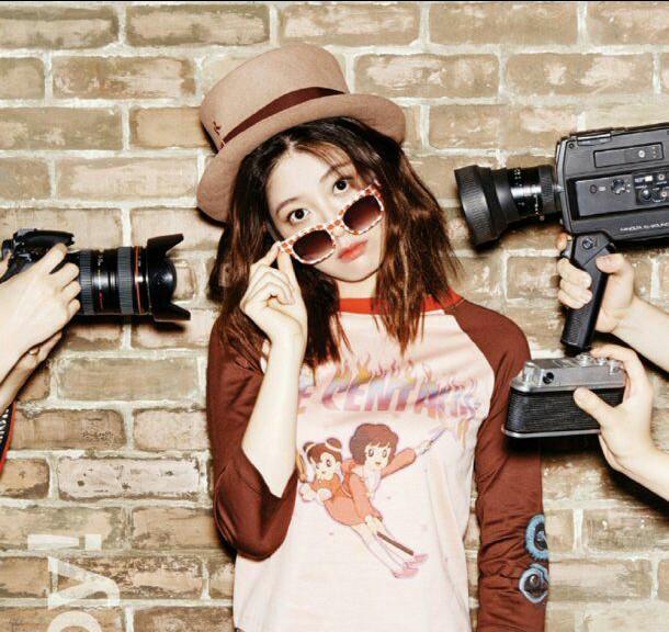 عکس های قشنگ کره ای nam ji hyun برای Oh Boy