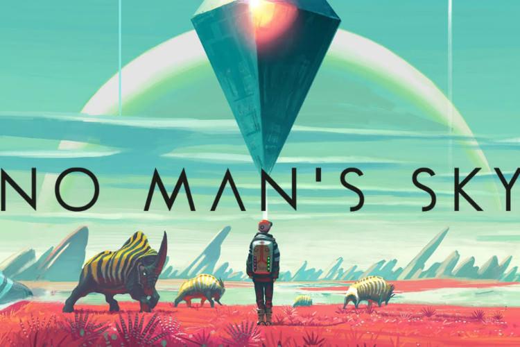 افشا کننده بازی No Man's Sky مدعی شد که به مرکز کهکشان رسیده است