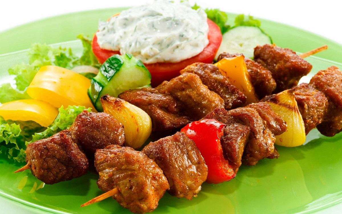 کباب ترکی (دنر کباب)