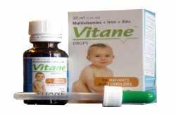 قطره AD یا مولتی ویتامین برای نوزاد