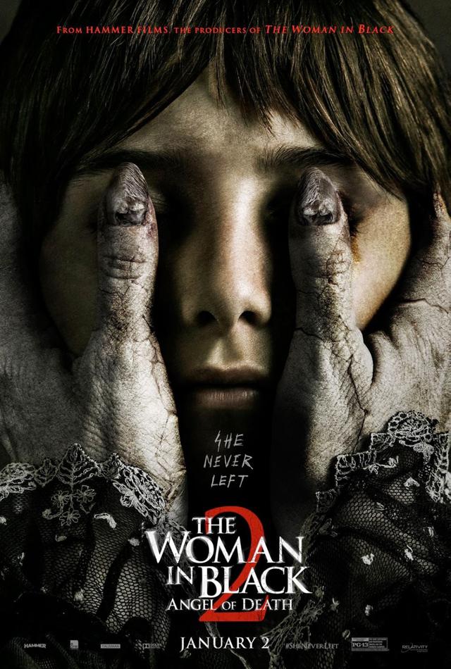 دانلود فیلم زن سیاه پوش 2 - The Woman in Black 2
