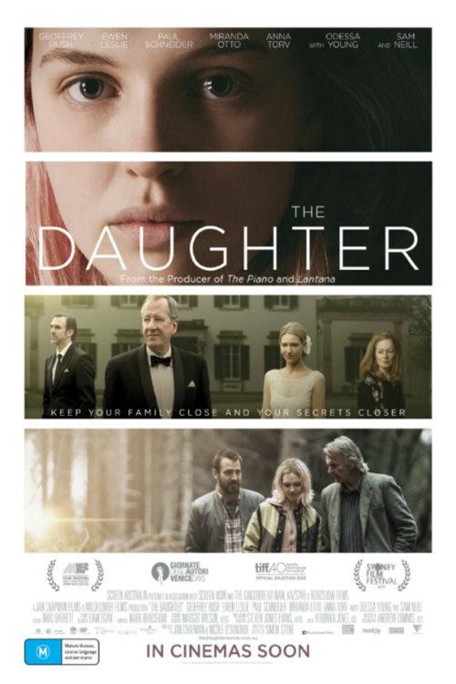 دانلود رایگان فیلم The Daughter 2015