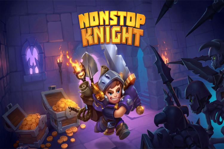 معرفی بازی موبایل NonStop Knight