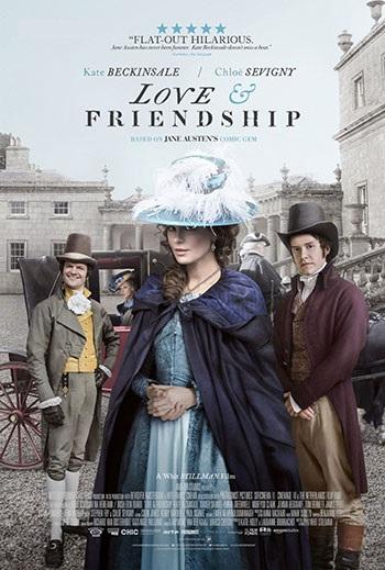 دانلود فیلم عشق و دوستی Love and Friendship 2016