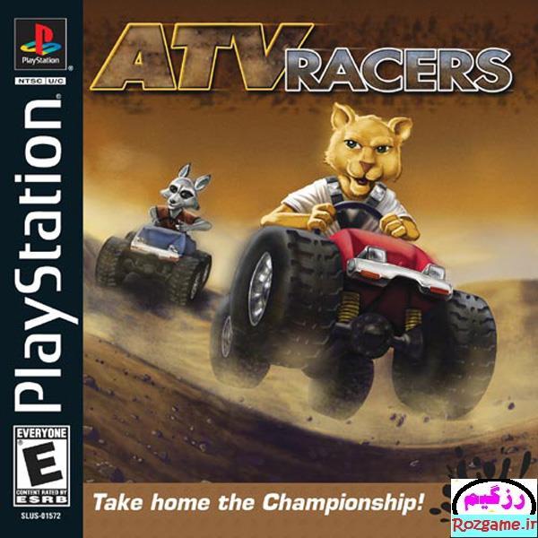 دانلود بازی ATV RACERS