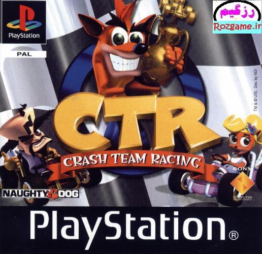 دانلود یازی Crash Team Racing