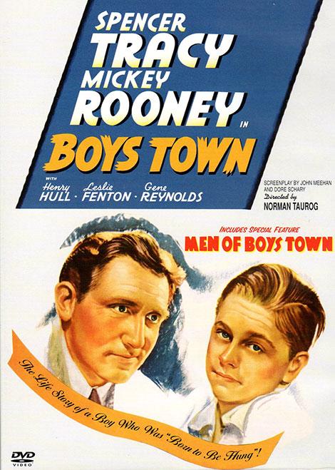 دانلود دوبله فارسی فیلم شهر پسران Boys Town 1938