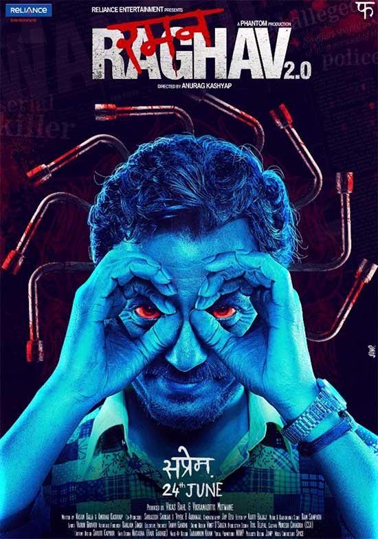 دانلود رایگان فیلم Raman Raghav 2.0 2016