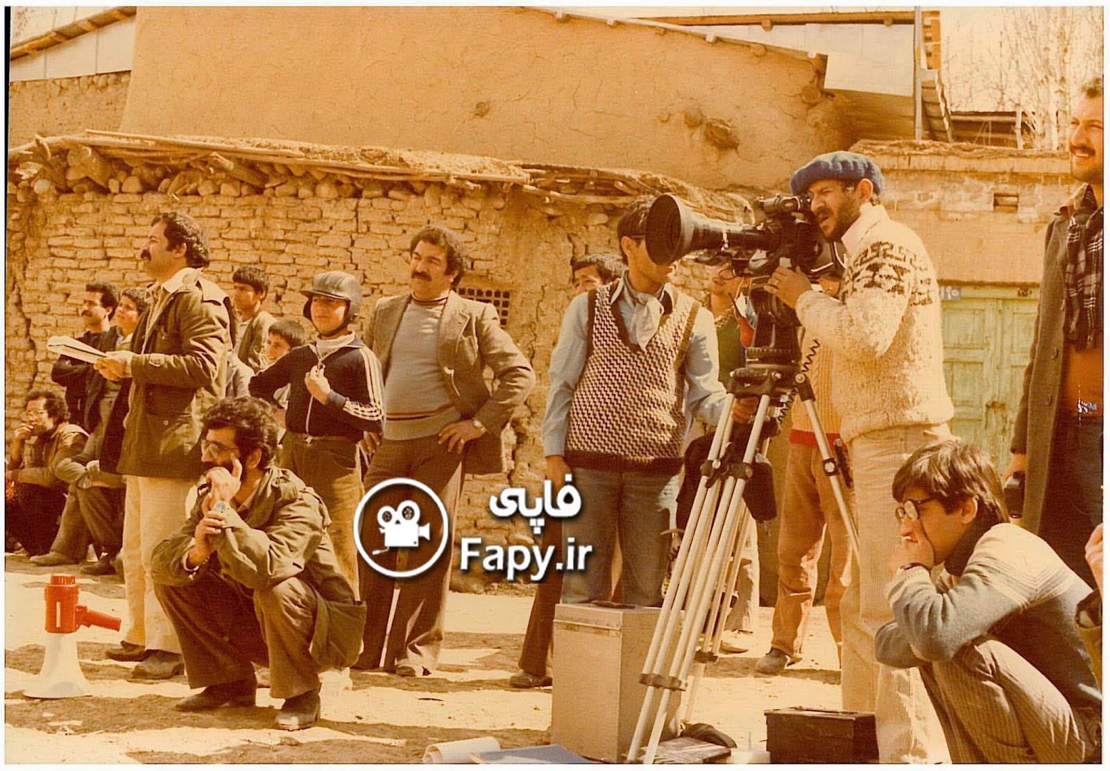 عکس های فیلم ایرانی آفتاب نشین ها