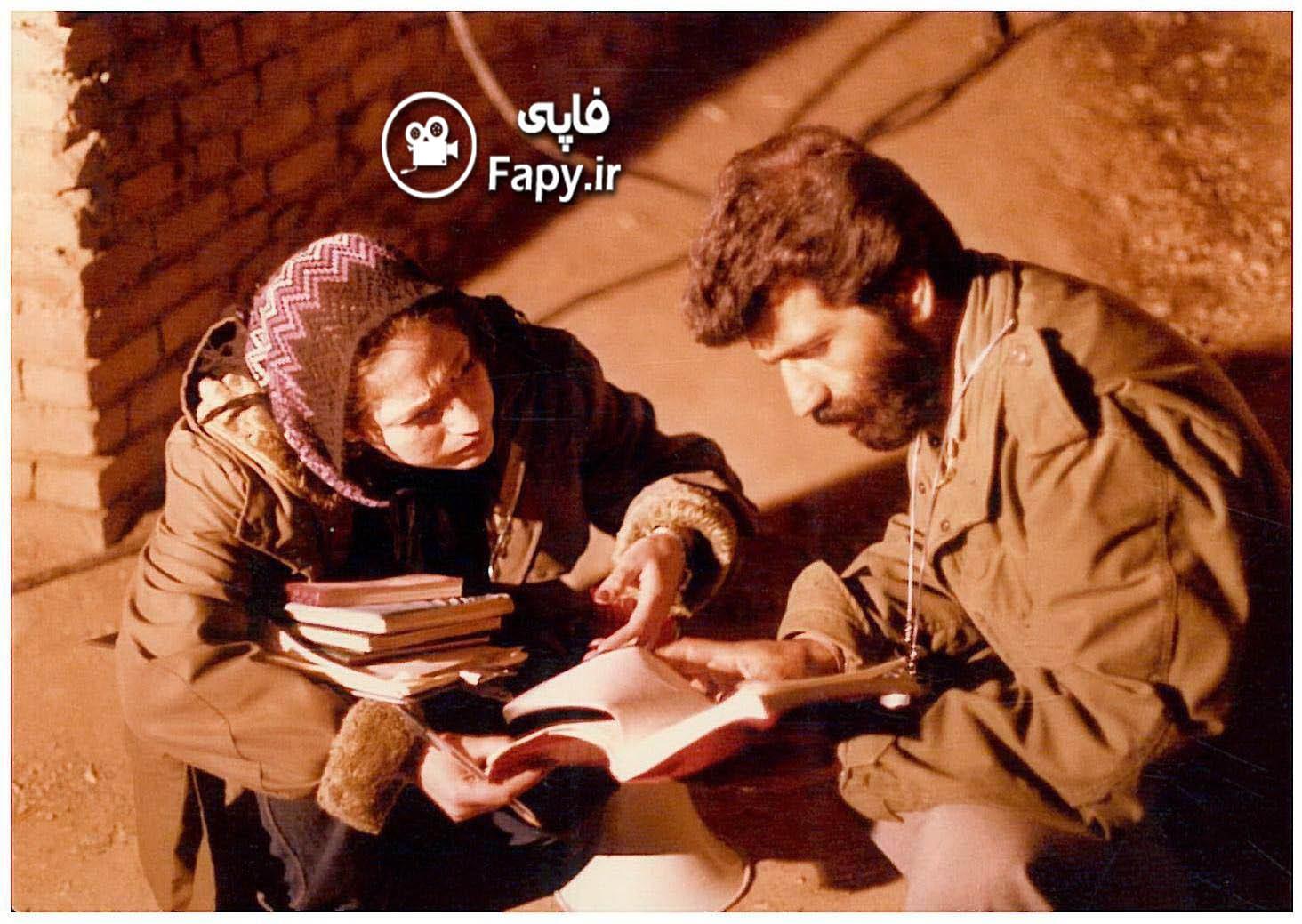عکس هایی از فیلم ایرانی آفتاب نشین ها