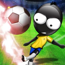 فوتبال ادمک - Stickman Soccer