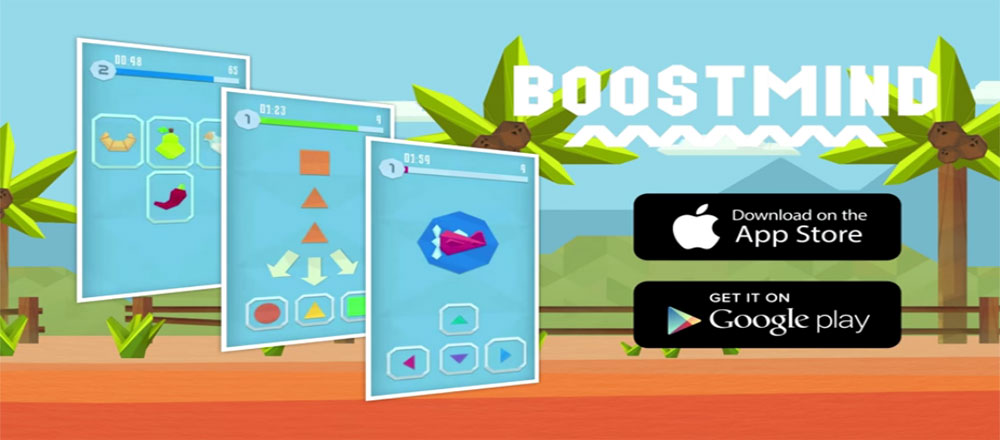 "بازی پازل ""تقویت ذهن"" اندروید + مود – Boostmind – brain training 1.1"
