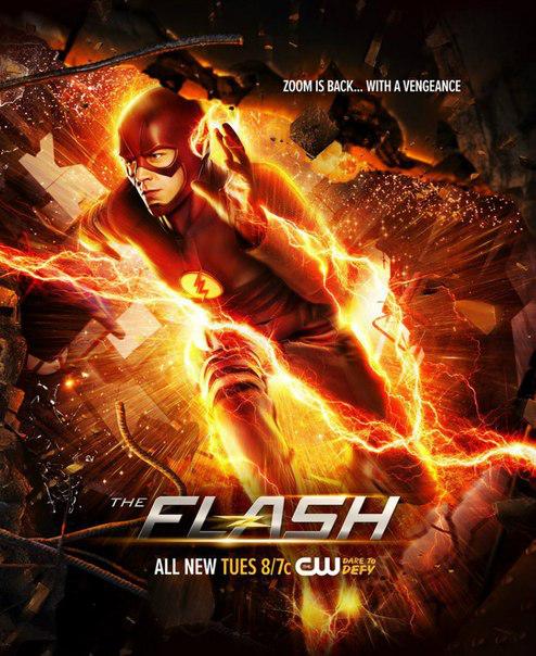 دانلود فصل دوم سریال فلش The Flash 2015 season 2