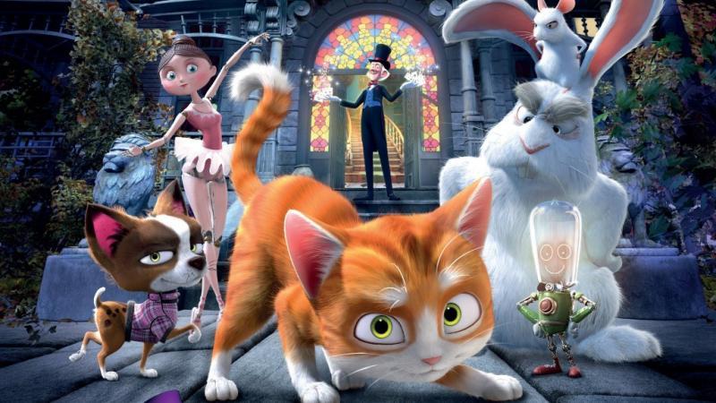 دانلود تریلر انیمیشن The House of Magic 2013