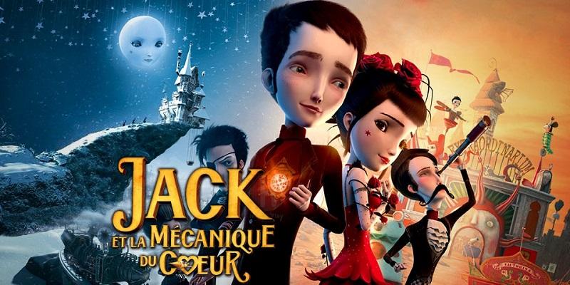 دانلود تریلر انیمیشن Jack and the Cuckoo-Clock Heart 2013