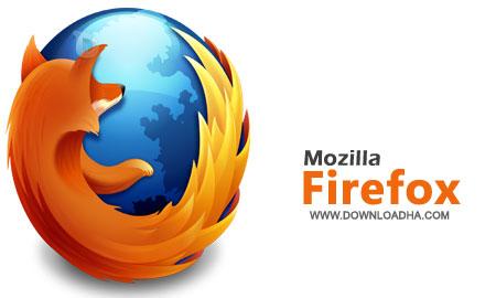 دانلود  نرم افزار مرورگر اینترنت فایرفاکس - Mozilla Firefox v47.0 x86/x64