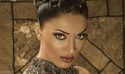 مدل آرایش زیبا و جدید هندی+عکس