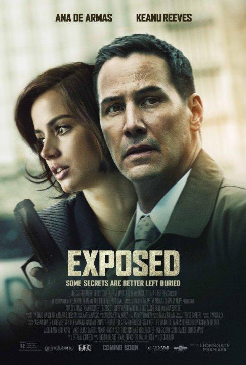 دانلود فیلم Exposed 2016 با لینک مستقیم
