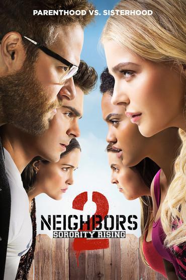 دانلود فیلم Neighbors 2: Sorority Rising 2016 با لینک مستقیم