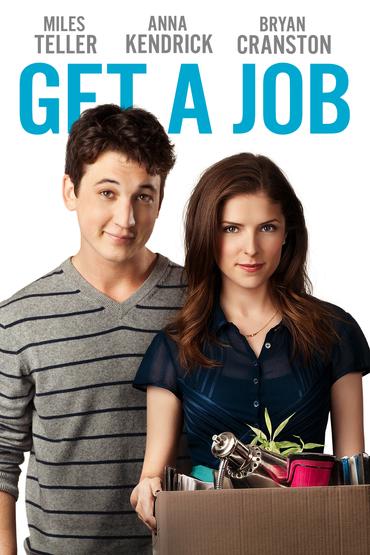 دانلود فیلم Get a Job 2016 با لینک مستقیم