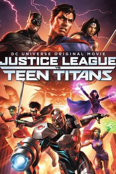 دانلود فیلم Justice League vs. Teen Titans 2016 با لینک مستقیم