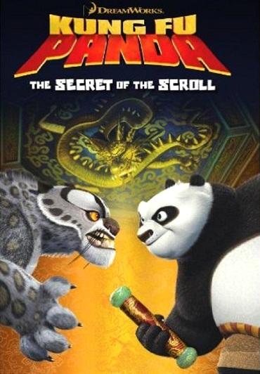 دانلود فیلم Kung Fu Panda: Secrets of the Scroll 2016 با لینک مستقیم