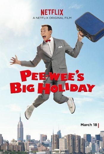دانلود فیلم Pee-wee's Big Holiday 2016 با لینک مستقیم