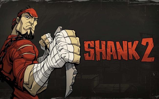 دانلود نسخه کم حجم بازی Shank 2