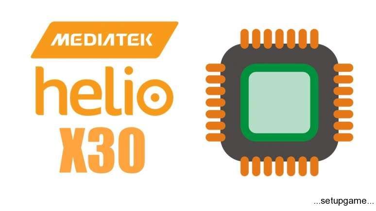 رونمایی مدیاتک از چیپست ده هسته ای Helio X30 با معماری 10 نانومتری