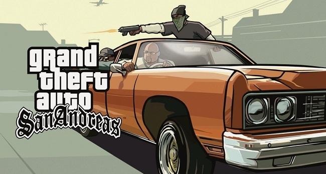 دانلود نسخه کم حجم بازی GTA San Andreas