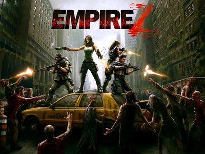 کاور رسمی بازی Empire Z