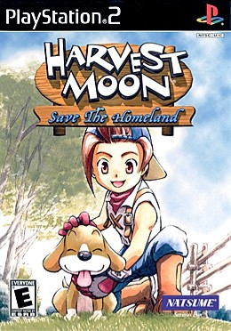 رمز بازی harvestmoon-save the homeland