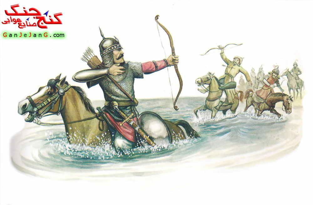 یگانه سرداری که برابر طوفان مغول ایستادگی کرد...