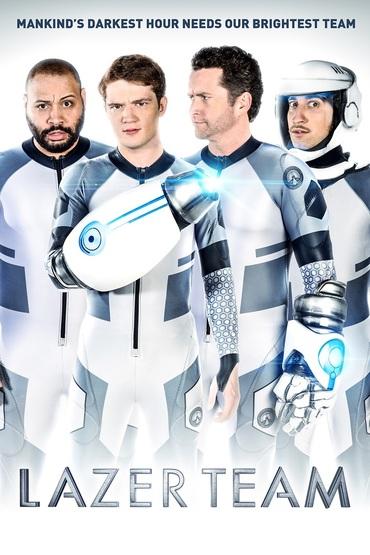 دانلود فیلم Lazer Team 2015 با لینک مستقیم