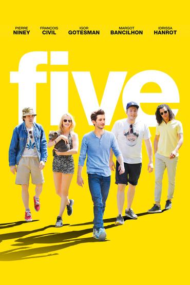 دانلود فیلم Five 2016 با لینک مستقیم